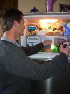 Freezer check