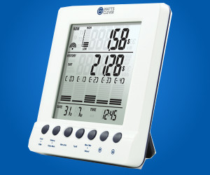 Smart meter power monitor