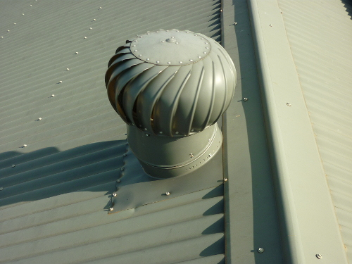 Spinaway Roof Ventilator (Colour)